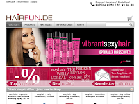 Screenshot von Hairfun