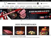 Screenshot von Gourmetfleisch