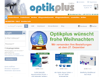 Screenshot von optikplus