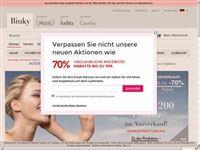 Screenshot von Biuky.de