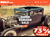 Screenshot von DMAX-Shop