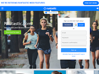 Screenshot von Runtastic Shop