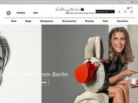 Screenshot von Lieblingstasche.de