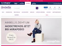 Screenshot von Ambellis