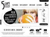 Screenshot von 5 Cups