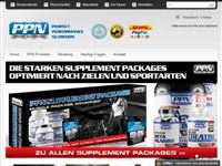 Screenshot von PPN Nutrition
