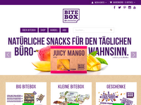 Screenshot von Bitebox