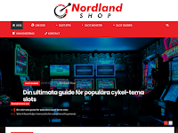 Screenshot von Nordland-Shop